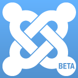 Joomla1.6 beta 8 Logo