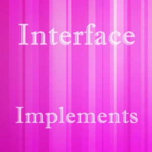 Post image for Interface in PHP