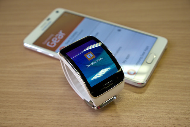 Responsive Design for Smartwatches